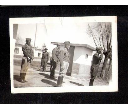 D&K- ANKARA ÇUBUK ASKERİ TEFTİŞ 1949 YILI