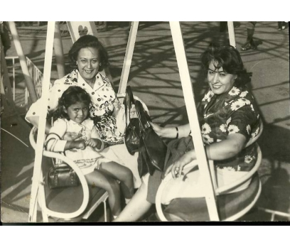 D&K- ANKARA GENÇLİK PARKI 1953 YILI FOTOĞRAF