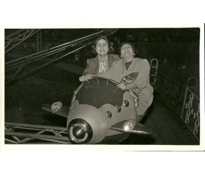 D&K- ANKARA GENÇLİK PARKI 1956 YILI FOTOĞRAF