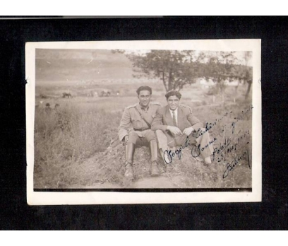 D&K- ANKARA POLATLI TOPÇU OKULU 1944 FOTOĞRAF