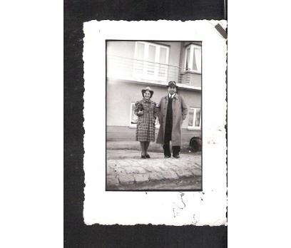 D&K- ANKARA ŞIK GİYİMLİ BAY VE BAYAN 1939 YILI
