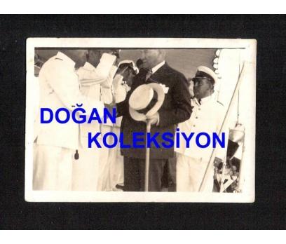 D&K- ATATÜRK GEMİDE DENİZCİ SUBAYLAR İLE