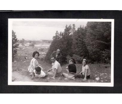 D&K- BOLU ABANT 1964 YILI FOTOĞRAF