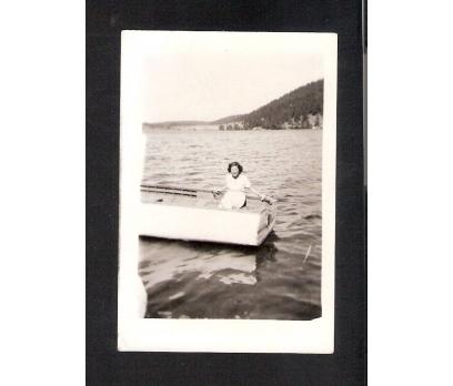 D&K- BOLU ABANT BAYAN 1949 FOTOĞRAF