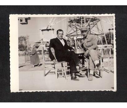 D&K- ISPARTA ASKER VE PARK 1960 YILI FOTOĞRAF