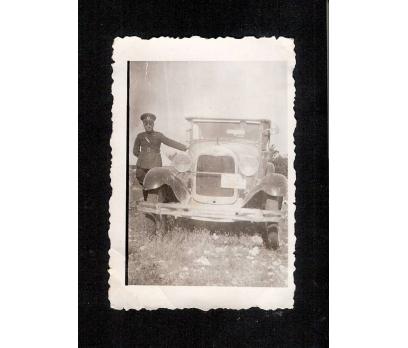 D&K- KIRKLARELİ PLAKALI ARABA (OTOMOBİL) 1936