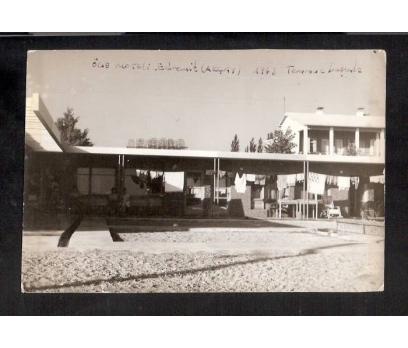 D&K- ÖĞE MOTEL EDREMİT AKÇAY 1963