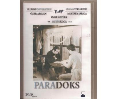 PARADOKS ULUDAĞ ÜNİVERSİTESİ TİYATRO TOPLULUĞU DVD