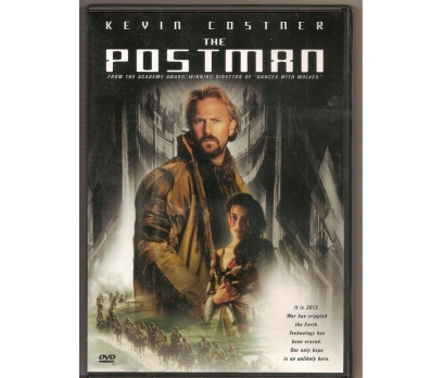 The Postman Haberci (1997) Kevin Costner DVD Film