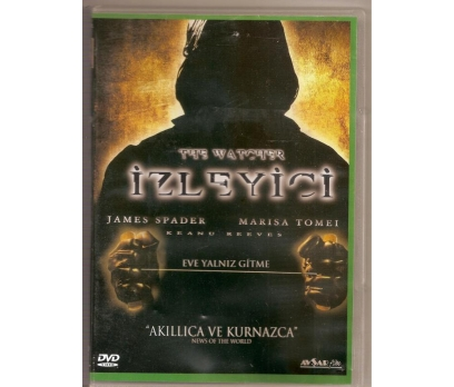 The Watcher izleyici Keanu Reeves DVD Film