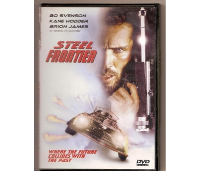 Steel Frontier 1994 DVD Film