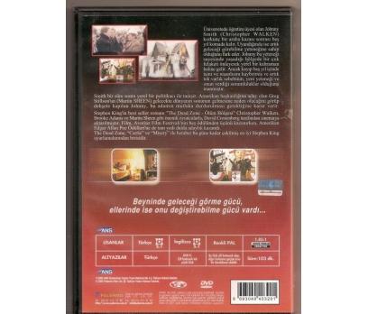 The Dead Zone Ölüm Bölgesi DVD Film 2