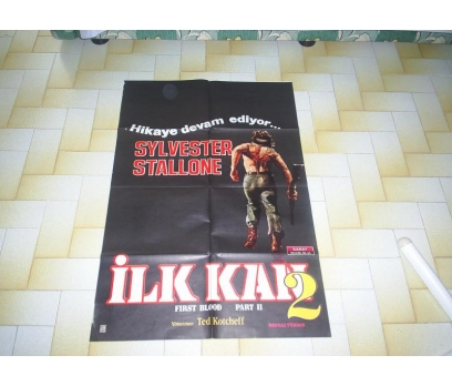 İLK KAN 2 FIRST BLOOD PART II SYLVESTER STALLONE