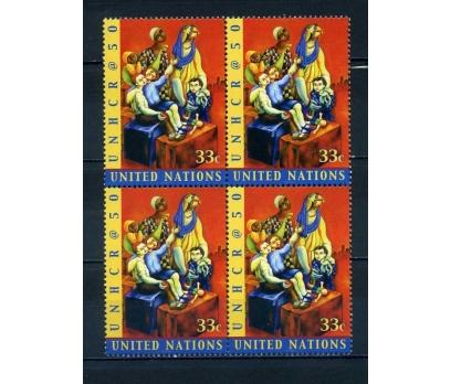 BM  ABD ** 2000 TAM SERİ DÖRTLÜ BLOK SÜPER