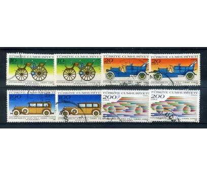CUMH.DAMGALI 1986 OTOMOBİL'İN 100.YILI 2 TAM