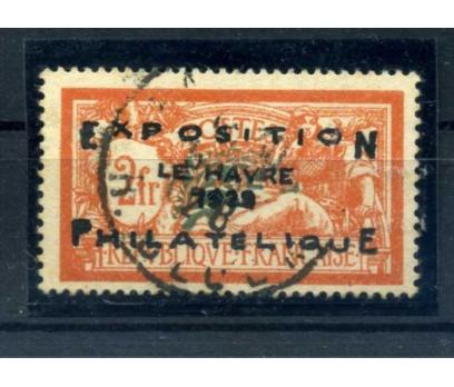 FRANSA DAMGALI 1929 SERGİ NADİR SÜPER