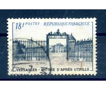 FRANSA DAMGALI 1952 VERSAILLES TAM S.SÜPER