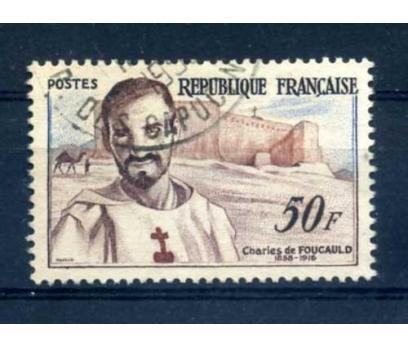FRANSA DAMGALI 1959 CHARLES DE FOUCAULD TAM SERİ