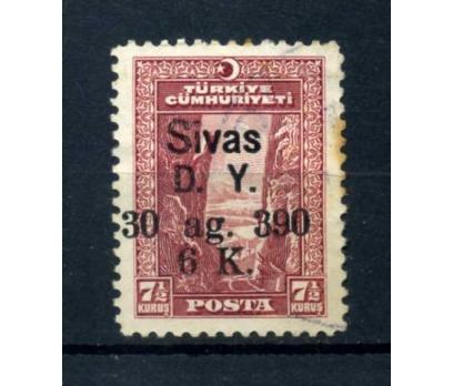 CUMH.ERÖR 1930 SİVAS 6/7.5 KRŞ 1390 ERÖRÜ(K-1)