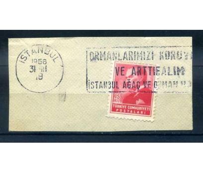FLAM CUMH.DAMG.1956 ORMANLARIMIZI KORUYALIM(K-1)