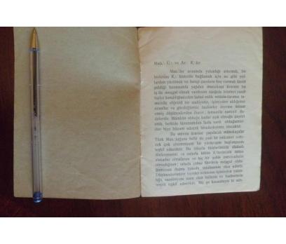 MASONLAR ARASINDA İLİŞKİLER HAKKINDA MÜTALAA 1934