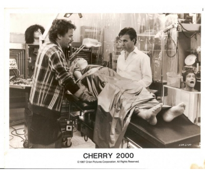CHERRY 2000 1987 Melanie Griffith, David Andrews