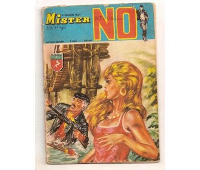MİSTER NO SAYI 106 -1980 - 5 Lira TAY YAYINLARI
