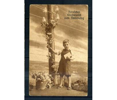REICH 1920 ÇOCUK TEMALI KLASİK PG KARTPOSTAL(M)