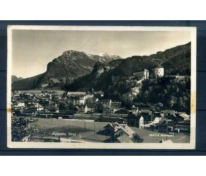 REICH 1940 TİROL PG NAZİ SANSÜRLÜ TÜRKİYE'YE(M)