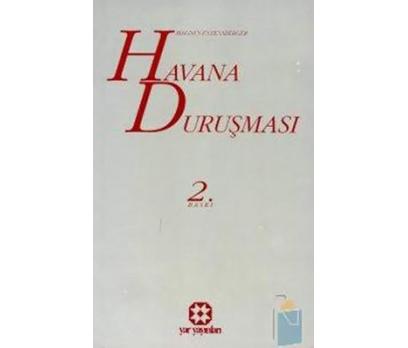 HAVANA DURUŞMASI   MAGNUS ENZENSBERGER