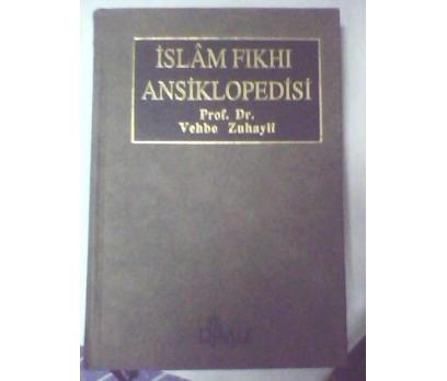 İSLAM FIKHI ANSİKLOPEDİSİ - CİLT 7  RİSALE  BASIN