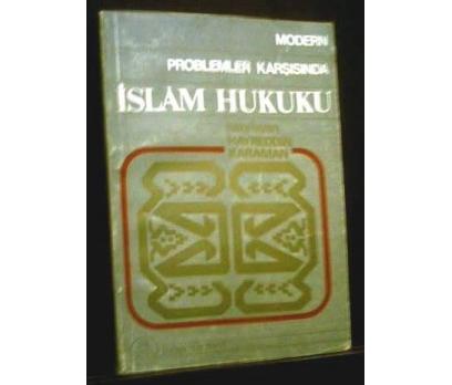 İSLAM HUKUKU - HAYREDDİN KARAMAN - 1972