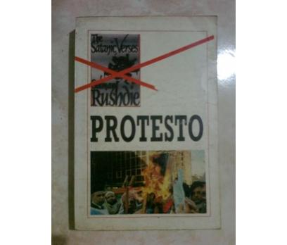 protesto salman rüştü