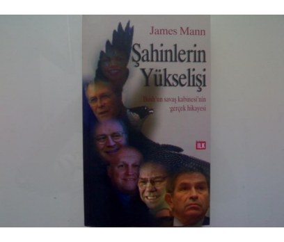ŞAHİNLERİN YÜKSELİŞİ-JAMES MANN(200 ADET)