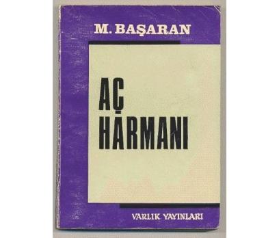 AÇ HARMANI / M. BAŞARAN