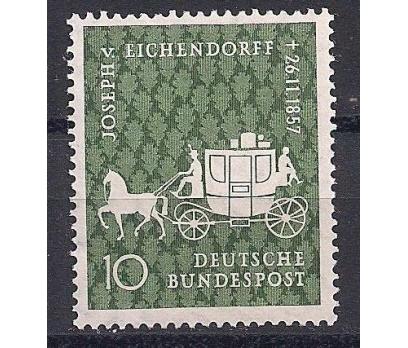 1957 Almanya J. Von Eichendorff Damgasız**