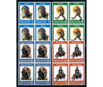 COOK AD. 1982 N.ROCKWELL TAM SERİ DBL SÜPER (0113)