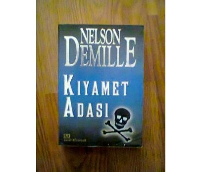 KIYAMET ADASI   NELSON DEMILLE