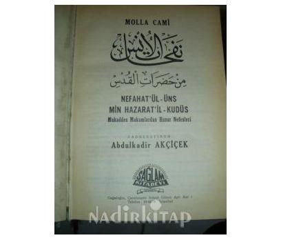NEFAHAT'ÜL-ÜNS MİN HAZARAT'İL-KUDÜS 2