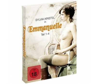 Emmanuelle Box Set 60 Film