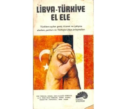 LİBYA TÜRKİYE EL ELE