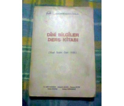 DİNİ BİLGİLER DERS KİTABI  1 A. LÜTFİ KAZANCI