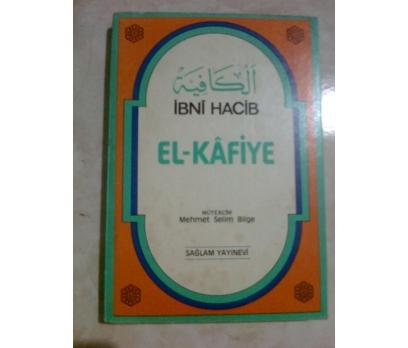 EL-KAFİYE İBNİ HACİB