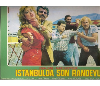 İSTANBULDA SON RANDEVU ÜNSAL EMRE  LOBİ KART