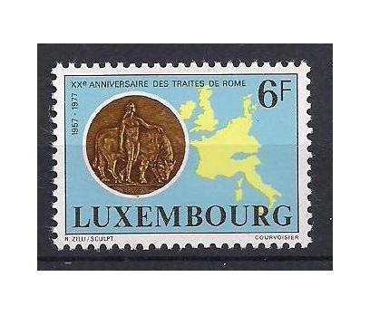 1977 Luksemburg Roma Anlaşması Damgasız**