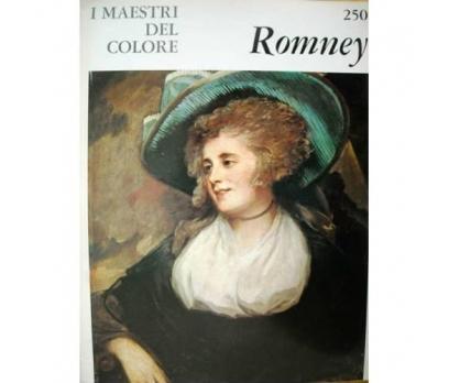 I MAESTRI DEL COLORE , GEORGE ROMNEY