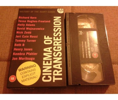 Cinema of Transgression [VHS]