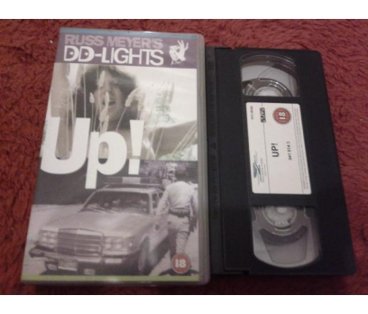 Russ Meyer's Up VHS EROTİK YABANCI FİLM