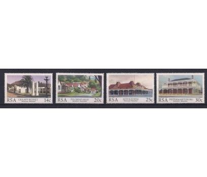 1986 Güney Afrika Tarihi Binalar Damgasız**