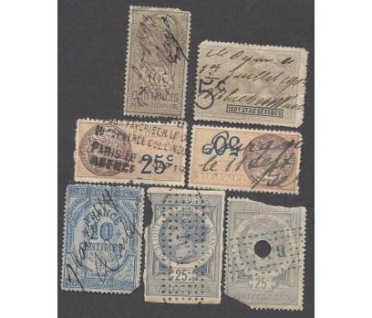 1927-28 Fransa Fiskaller 7 Adet